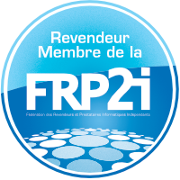 Badge membre FRP2I