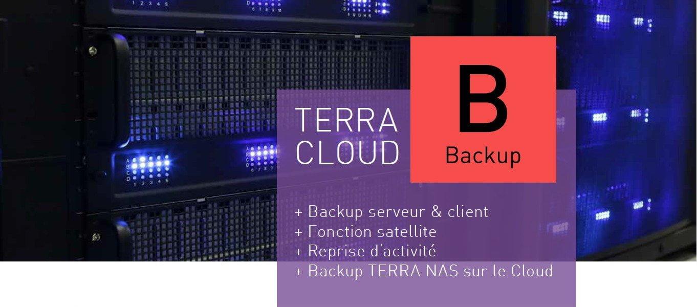 Terra cloud backup