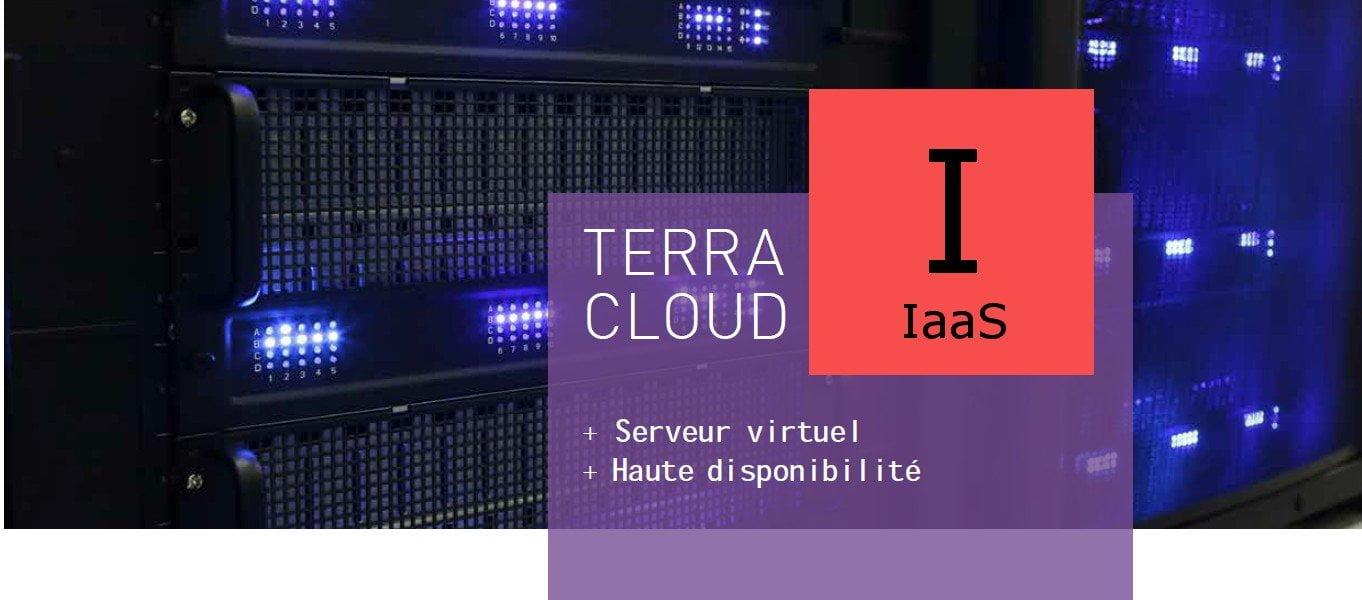 Terra cloud Iaas